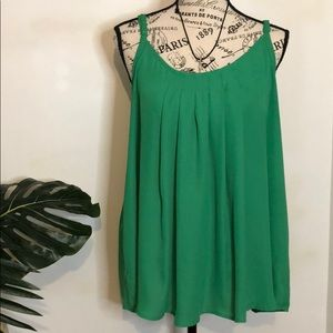 Green Top by Torrid